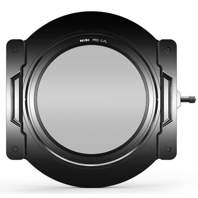 Porte filtre NISI V5 Système 100mm