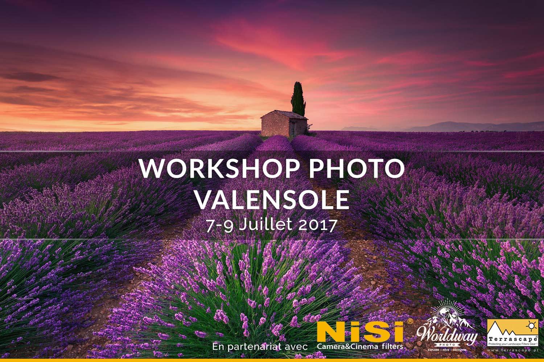 Workshop Valensole 2017