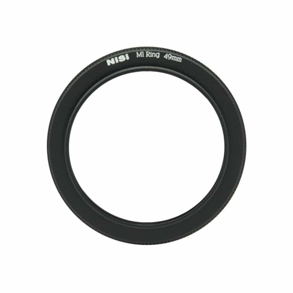 Bague d'adaptation 49mm pour porte filtre 70mm