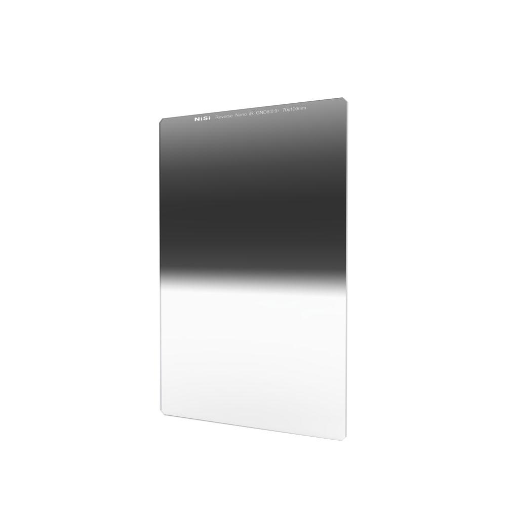 Filtre Nisi REVERSE Nano IR GND 8 70x100mm pour porte filtre Nisi 70mm