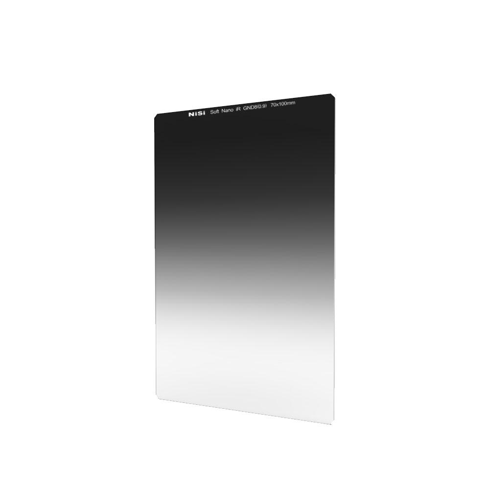 Filtre Nisi REVERSE Nano IR GND 8 70x100mm SOFT pour porte filtre Nisi 70mm
