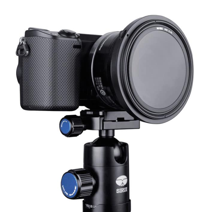 Porte filtre Nisi 70mm CPL