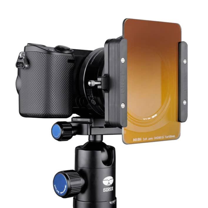 Porte filtre 70mm