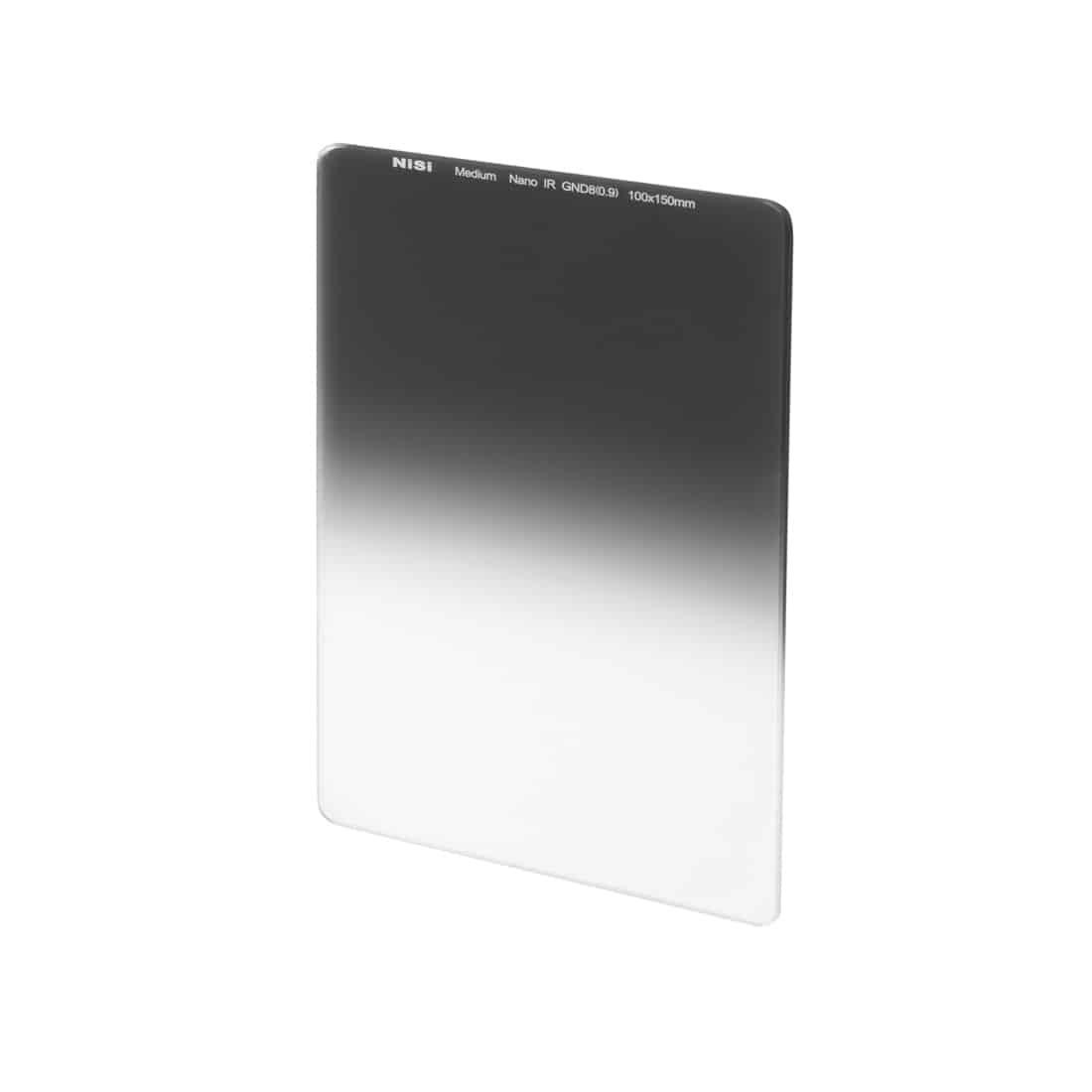Filtre NiSi Dégradé GND4 (0.6) 2 Stops MEDIUM 100x150mm