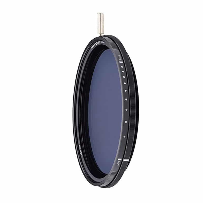 Filtre NiSi ND-VARIO PRO Nano Enhance 1.5-5 Stops