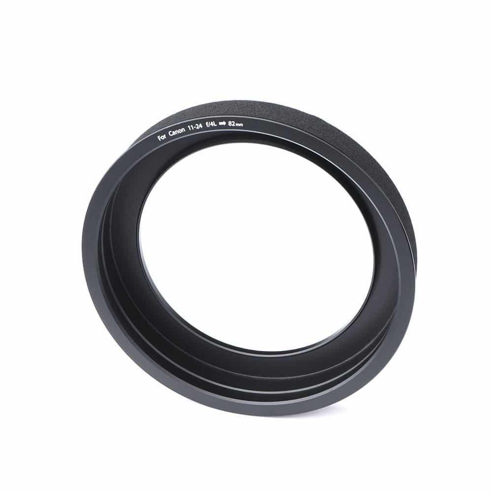 Bague d'adaptation 82mm pour porte filtre 180mm objectif Canon 11-24mm F/4L