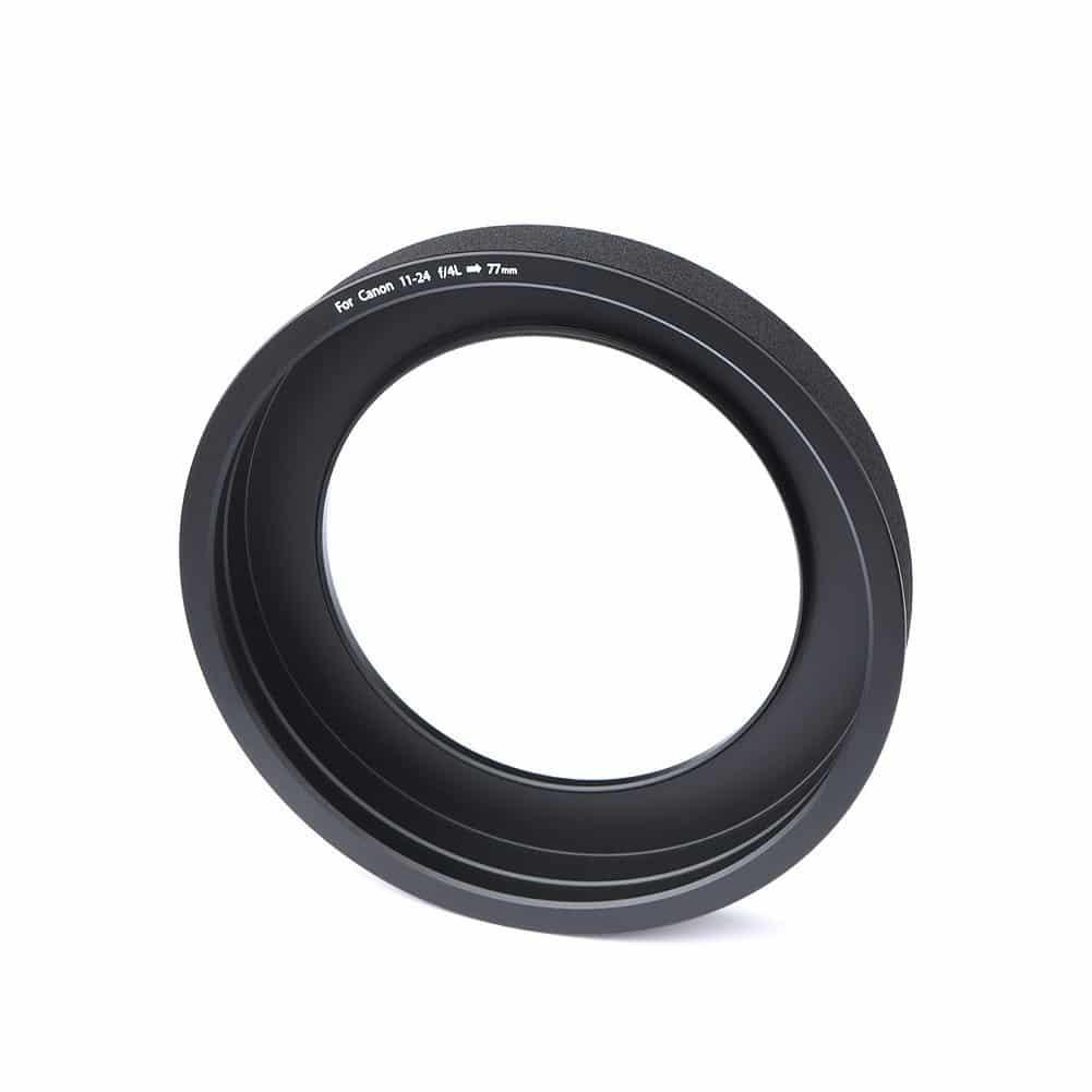 Bague d'adaptation 77mm pour porte filtre 180mm objectif Canon 11-24mm F/4L