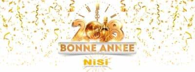 Bonne Année 2018 NiSi France