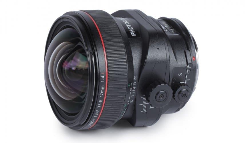 NiSi S5 Canon-TS-E-17mm