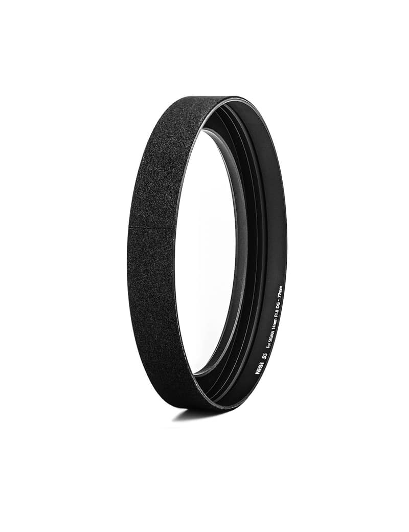 Bague-d'adaptation-77mm-S5 Sigma 14mm