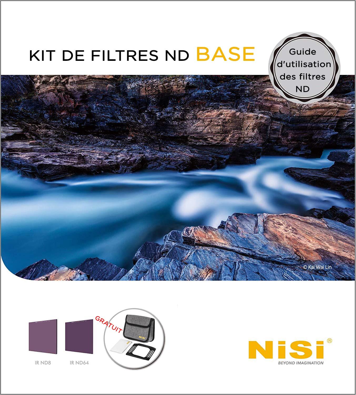 Kit de Filtres NiSi ND BASE Système 100mm_2