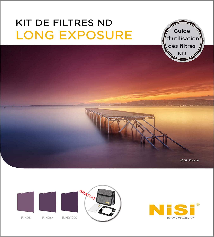 Kit de Filtres NiSi ND LONG EXPOSURE Système 100mm_2