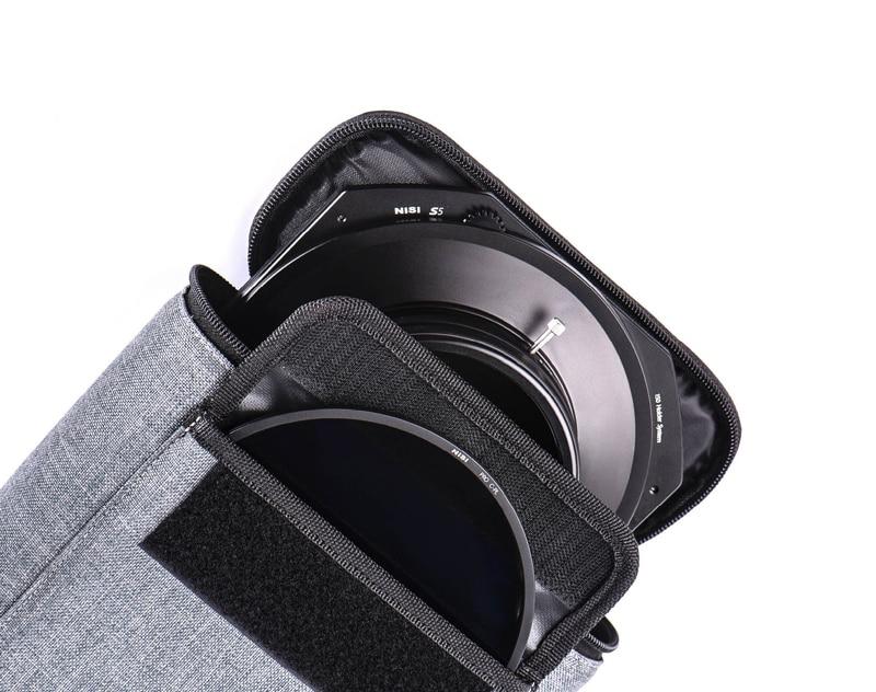 Porte Filtre NiSi S5 Sigma 20mm F/1.4 DG Art avec CPL PRO