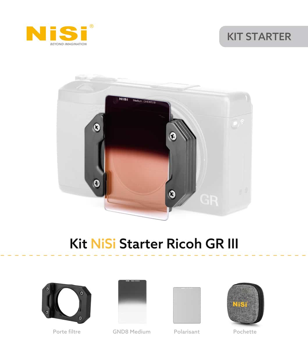 Filtres NISI DJI Phantom 4 PRO